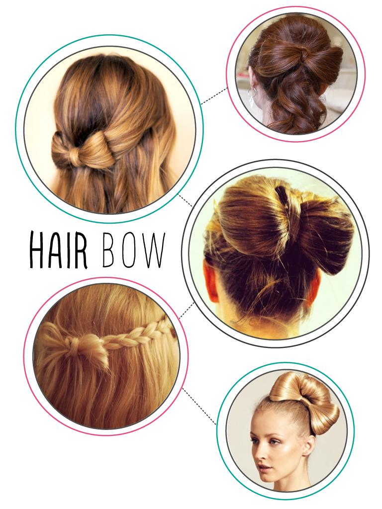 Prime Hair Bow Short Hairstyles Gunalazisus