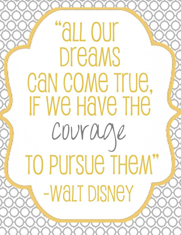 Inspirational Disney Quotes: Inspirational Quotes